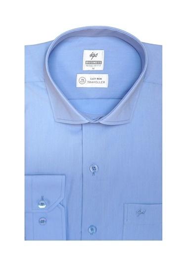 IGS Gömlek Mavi